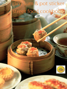 Dim Sum Street Food Recipes Cookbook