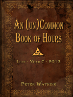 An (un)Common Book of Hours