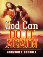 God Can Do It Again