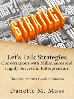 Let's Talk Strategies