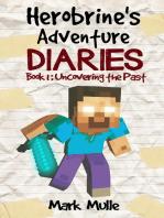 Herobrine's Adventure Diaries, Book 1