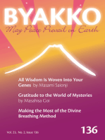 Byakko Magazine Issue 136