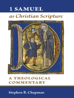 1 Samuel as Christian Scripture