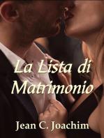 La Lista di Matrimonio