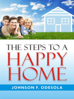 The Steps To A Happy Home