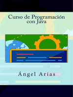 Curso de Programación con Java