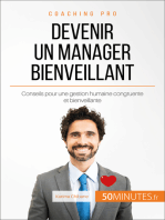 Devenir un manager bienveillant