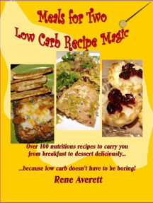 Meals for Two: Low Carb Recipe Magic