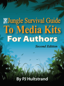The Jungle Survival Guide to Media Kits for Authors