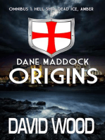 Dane Maddock Origins- Omnibus 1