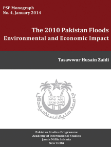 The 2010 Pakistan Floods: Environmental and Economic Impact: Environmental and Economic Impact