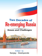Two Decades of Re-Emerging Russia