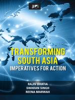 Transforming South Asia