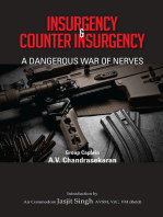Insurgency and Counter Insurgency