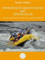 Marketing di sopravvivenza per attività locali