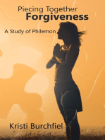 Piecing Together Forgiveness