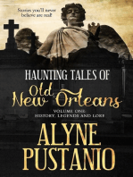 Haunting Tales of Old New Orleans, Volume One