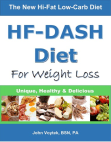 HF-DASH Diet for Weight Loss