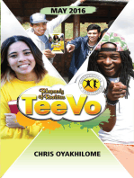 Rhapsody of Realities TeeVo May 2016 Edition
