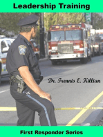 Leadership Training for First Responders