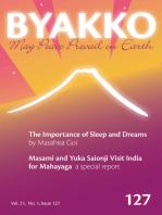 Byakko Magazine Issue 127