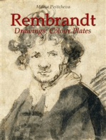 Rembrandt Drawings:Colour Plates