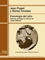 Psicología del niño (ed. renovada)