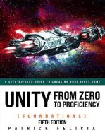 Unity from Zero to Proficiency (Foundations)