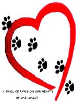 A Trail of Paw Prints on our Hearts