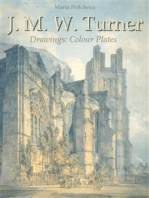 J. M. W. Turner Drawings