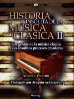 Historia insólita de la música clásica II