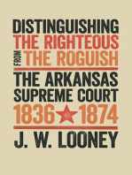 Distinguishing the Righteous from the Roguish