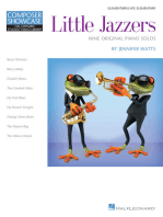 Little Jazzers - Nine Original Piano Solos