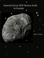 Asteroid Zirxon Will Destroy Earth In October