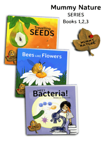 Mummy Nature: books 1,2,3