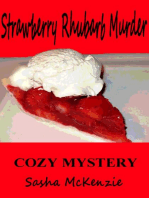 Strawberry Rhubarb Murder