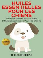 Huiles essentielles pour les chiens