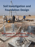 Soil Investigation and Foundation Design
