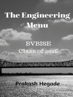 The Engineering Menu