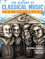 The History of Classical Music For Beginners
