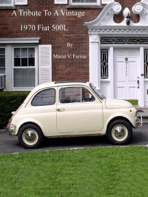 A Tribute To A Vintage 1970 Fiat 500L