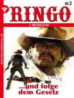 Ringo 3 Romane Nr. 3 – Western