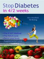 Stop Diabetes in 4/2 Weeks