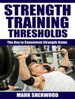 Strength Training Thresholds