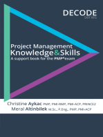Project Management Knowledge & Skills