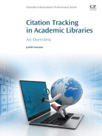 Citation Tracking in Academic Libraries