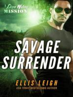 Savage Surrender
