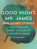 Good Night, Mr. James: And Other Stories
