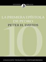 La Primera Epístola de Pedro