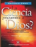 La ciencia, ¿encuentra a Dios?